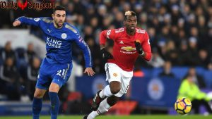 soi kèo Leicester City vs Manchester United