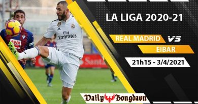 soi kèo real madrid vs eibar ngày 3/4/2021